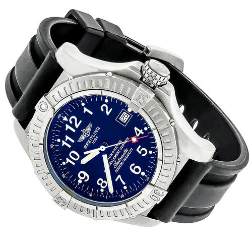 Breitling Automatic Stainless Watch