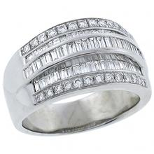 14k white gold diamond ring 1