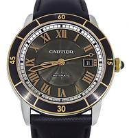 Cartier Ronde Crosiere De Cartier Watch