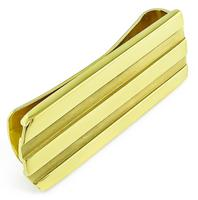 Estate 1995 Tiffany & Co. Gold Money Clip