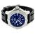 Estate Breitling Chronometre Automatic Stainless Steel Watch with Rubber Bracelet