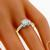 Victorian 0.75ct Diamond Gold Engagement Ring | Israel Rose
